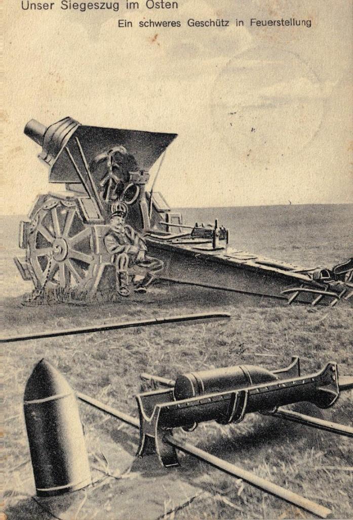 1916-04-19 LIR84 Otto Theodor Wagner - Unser Siegeszug im Osten