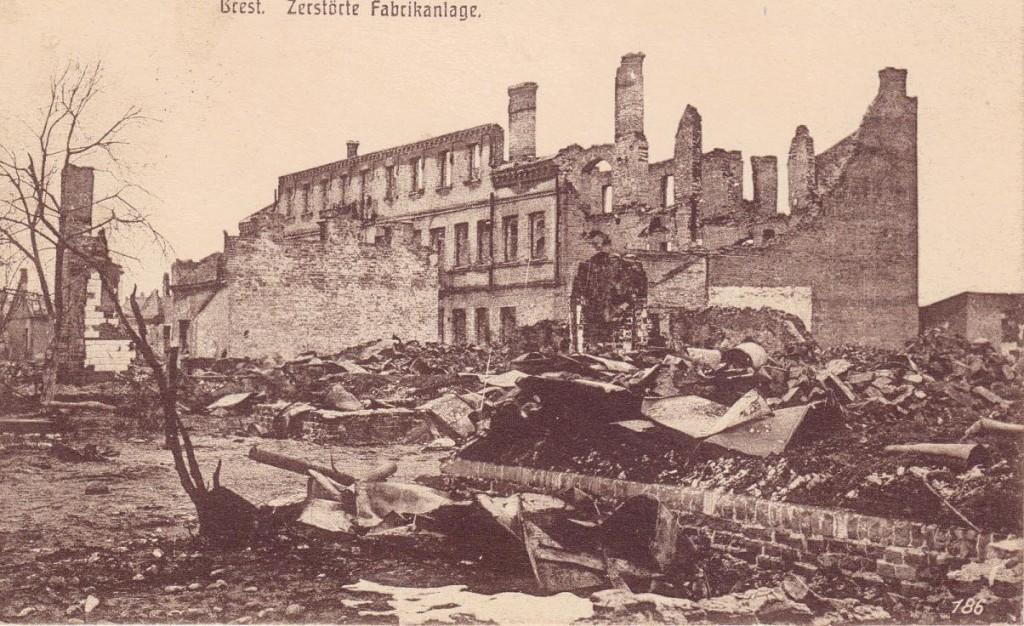 1916-08-21_LIR84_Wagner_østfront_Fabriksruin