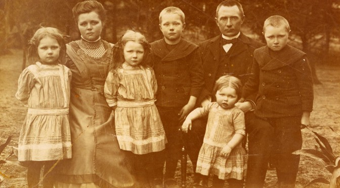 "24. oktober 1916 – Lorens Jepsen: ""6 Dage i saakaldt Ro"""