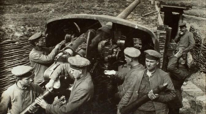 17. december 1916: Johannes Lunds død