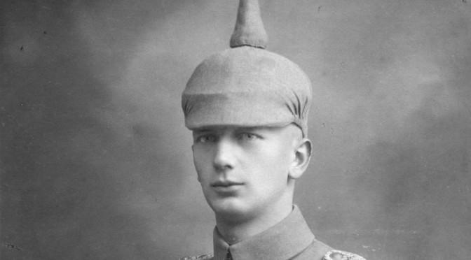 """12. oktober 1916 – Johan Wrang: """"det evindelige hilseri"""""""