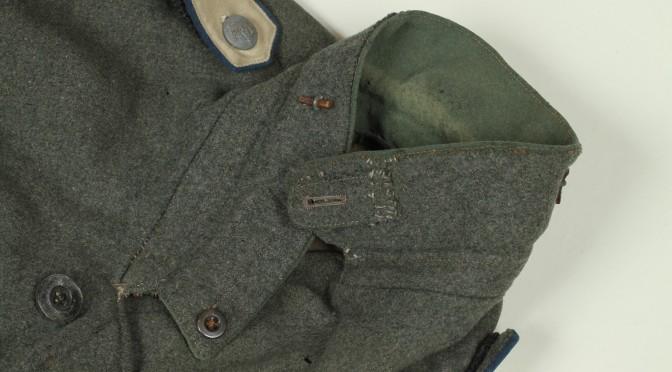 Fra samlingerne: Garde-træn-uniform