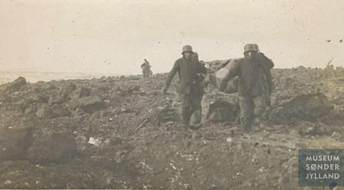"""2. Oktober 1916 – Thygesens kammerat: """"Det gør mig ondt, men det er min pligt"""""""