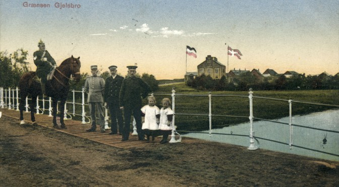 3. september 1916. Fanget som desertør ved Gjelsbro