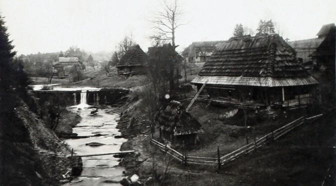 4. november 1916. Fraternisering med rumænerne – og en løbsk rulle pigtråd
