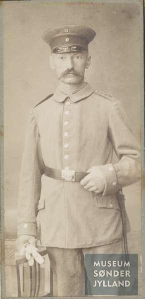 Hans Christian Willesen (1876-1916) Blans, Ullerup