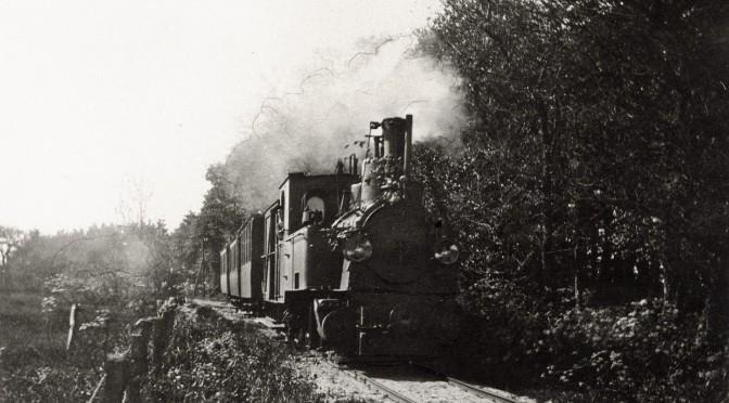 7. maj 1917. H.C. Brodersen kaprer et tog på vej mod nord