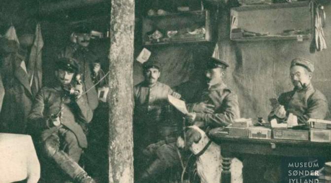 8. november 1916 – Johannes Christensen: Jeg radbrækker mindst 100 hver dag.