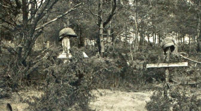 23. oktober 1916. Glædeligt gensyn med en formodet død kammerat
