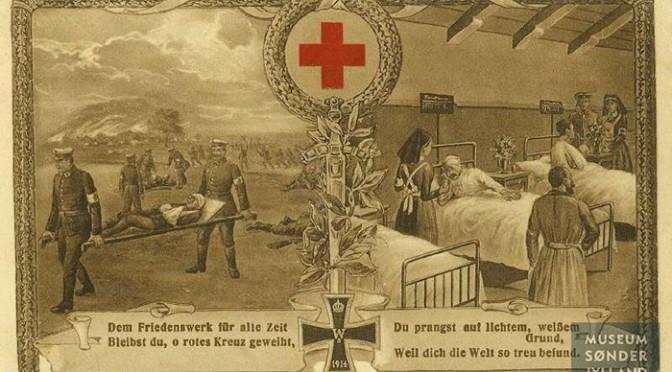 12. oktober 1916: Thyge lever,Thyge lever!