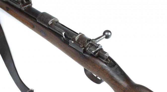 Fra samlingerne: Mauser Gewehr 98