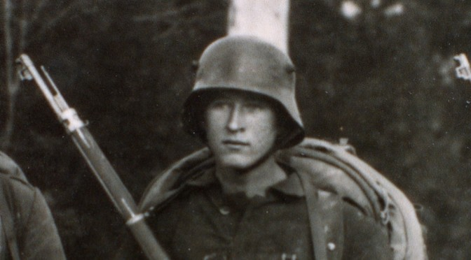 """2. december 1917 – Thomas Thomsen: """"hvordan kan man fejre Fødselsdag i Skyttegraven"""""""
