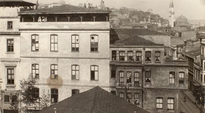 17. januar 1917. På indkøb efter tyrkisk vin til stabslægen