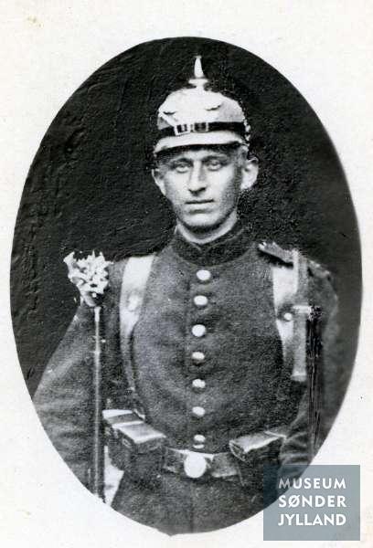Christian Christensen Lausen Møller (1886-1917) Kær, Ulkebøl