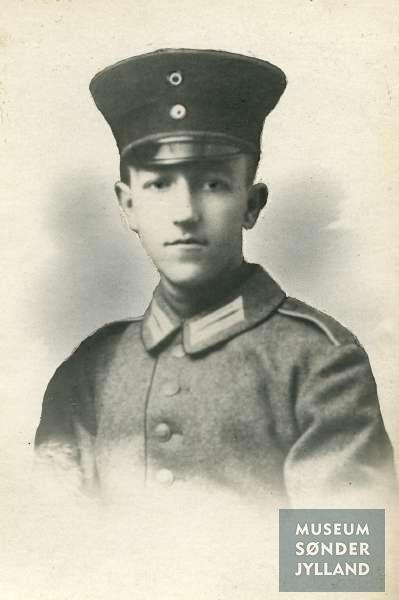 Peter Christensen Krüger (1897-1917) Sønderborg