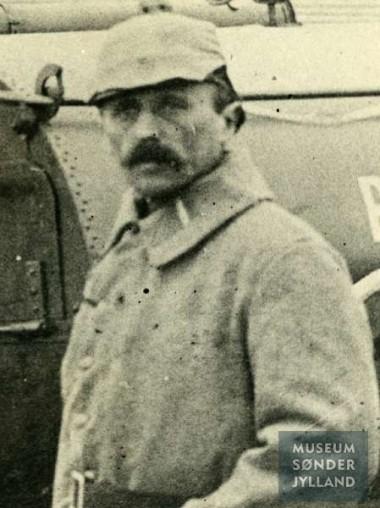 Jens Lorenzen (1870-1917) Lebølløkke, Tandslet