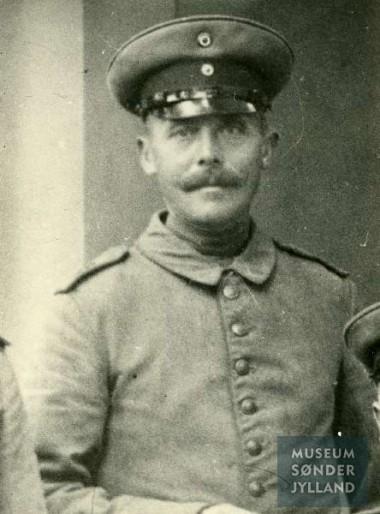 Jørgen Nielsen Jensen (1874-1917) Asserballeskov, Asserballe