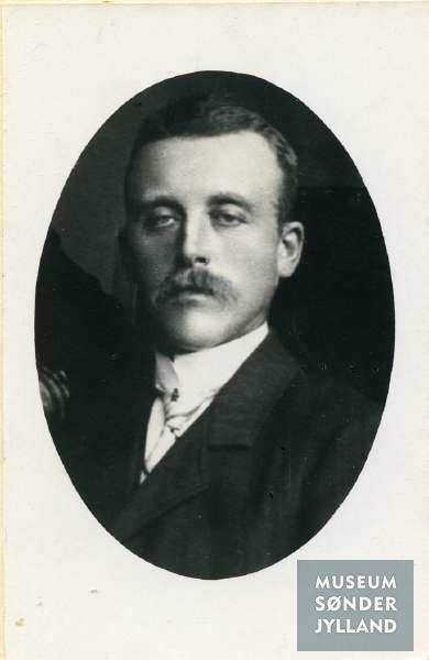 Peter Bladt (1880-1917) Asserballeskov, Asserballe