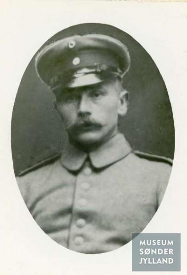 Christian Peter Lausen (1877-1917) - Gråsten