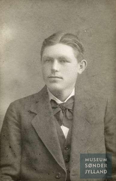 Ernst Peter Schwartz (1897-1917) Egernsund, Broager