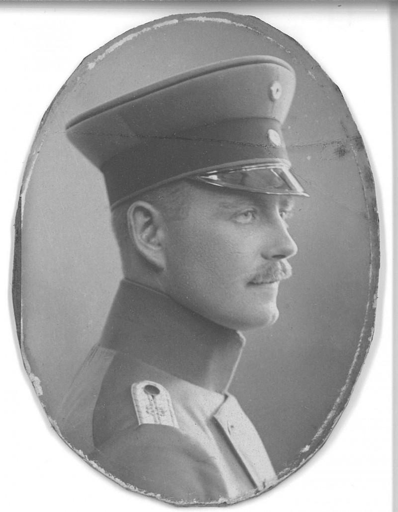 Heinrich Theodor Martin Friedrich Driver (1881-1914) Sønderborg