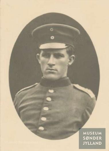 Jørgen Lorenzen (1897-1917) Lysabild