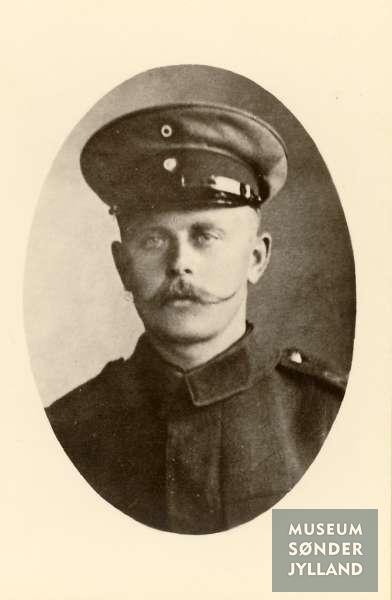 Christen Jørgensen (1883-1917) Hjortholm, Kegnæs