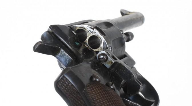 Fra samlingerne: Russisk Nagant-revolver