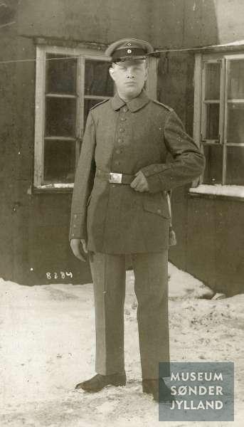 Frederik Godt (1896-1917) Egen