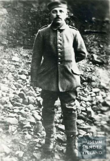 Christian Petersen (1887-1917) Sønderborg