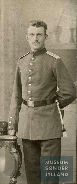 Jens Jespersen (1887-1917) Ulkebøl