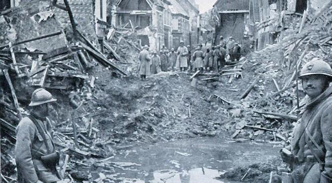 26. marts 1917 – Johannes Christensen: Hver dag bliver opreven af uhyggelige og ulykkelige begivenheder
