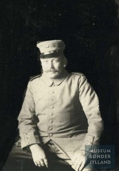 Jens Thomsen (1877-1917) Broballe, Oksbøl