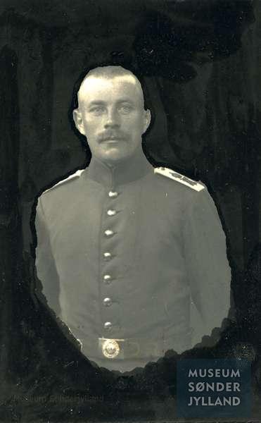 Jørgen Hansen (1886-1917) Ketting