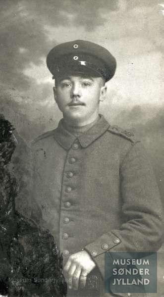 Christen Dahl (1895-1917) Pøl, Nordborg