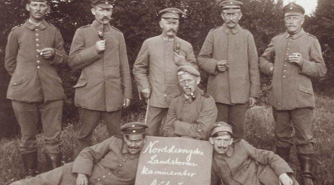 """29. maj 1917 – L.P. Christensen: """"… havde slået Russere"""""""