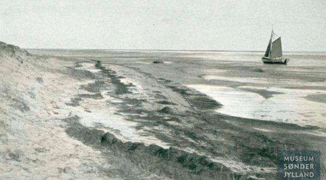 27. maj 1917. Desertøren Claus Clausen på vej i fængsel