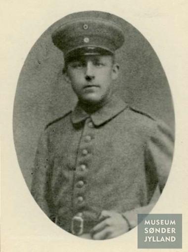 Jens Peter Fromm (1897-1917) - Kliplev