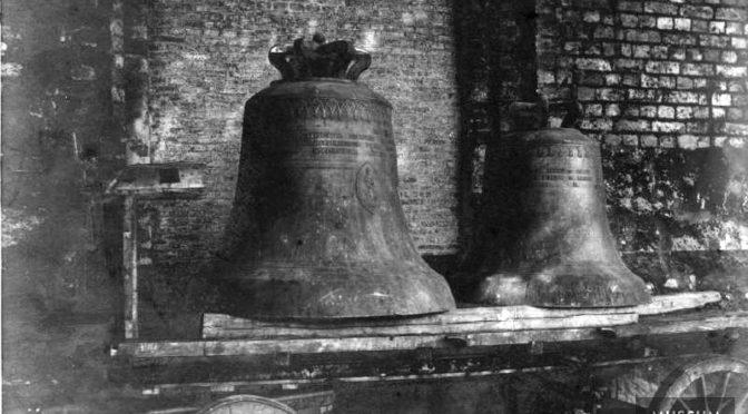 11. juli 1917 – Vore kirkeklokker