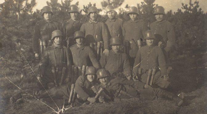"""21. marts 1918 – H. Hymøller: """"… det var, som om Himlen og Jorden skulde forgaa"""""""