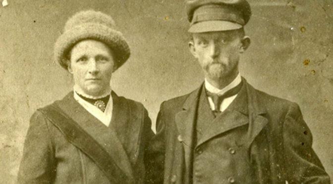 "15. november 1917. Dårligt nyt hjemmefra: ""Kvien, jeg skrev om, har forstoppelse."""