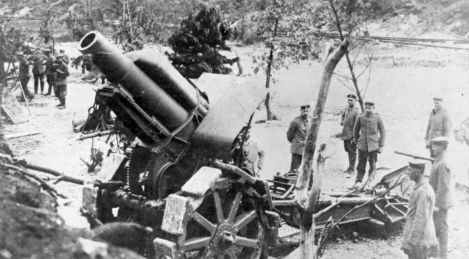 """5. december 1918. """"Rohrkrepierer"""" to dage i træk"""