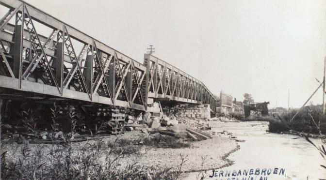 """18. september 1917 – Jens: """"alting at købe her i Galizien"""""""