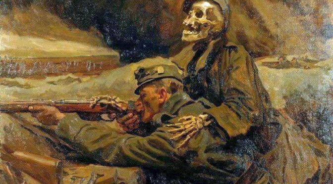 2. september 1917. Tastesen i østrigsk tjeneste – ved et uheld!