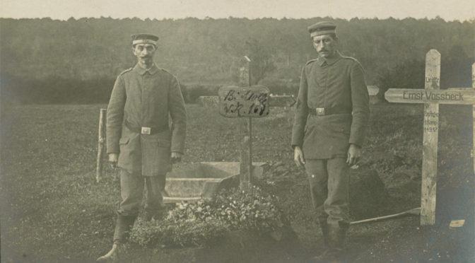 4. oktober 1917 – Grav ved Verdun