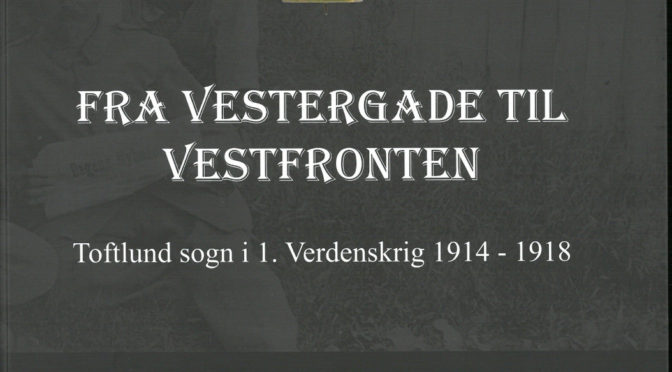 """Fra Vestergade til Vestfronten"" genoptrykkes"