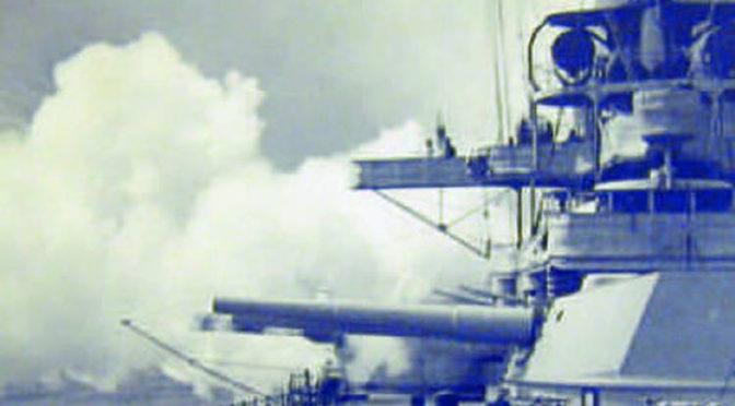 Niels Holland: Krigen til søs. Ny bog om Første Verdenskrig på havet