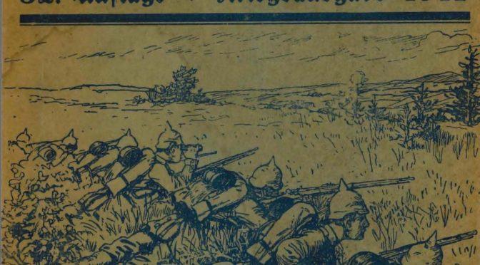 Håndbog for krigsrekrutterne