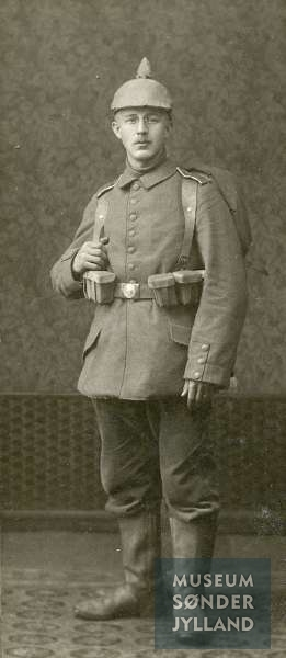 Jørgen Hansen ( -1916) Snogbæk, Sottrup