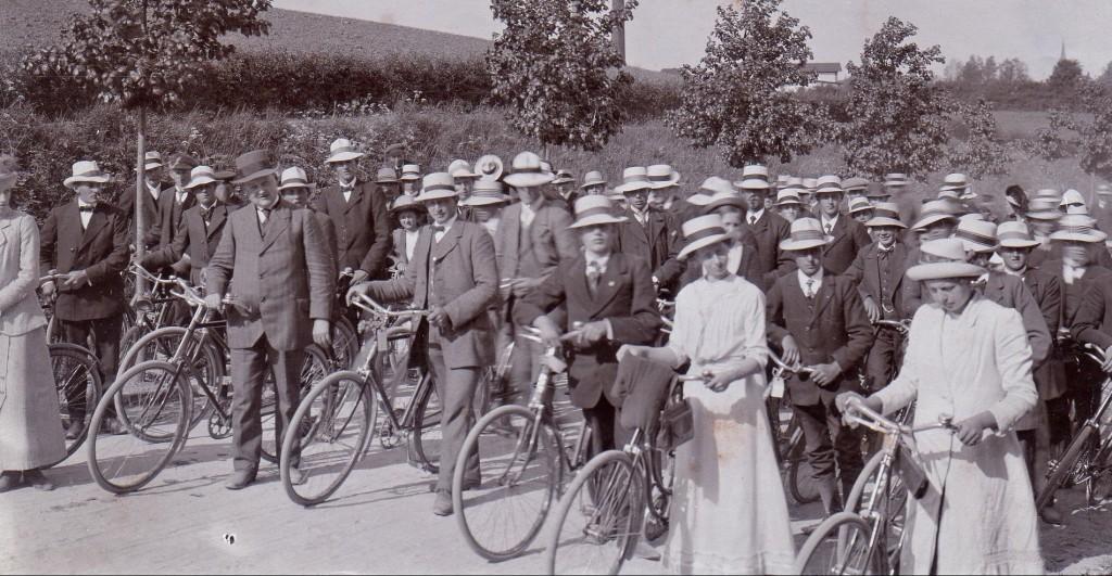 1914-05-25 Dannevirke-tur